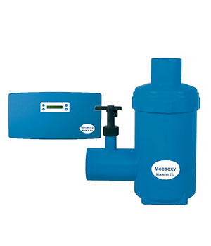 mecatechwaters.com Lebanon active oxygen pool disinfection