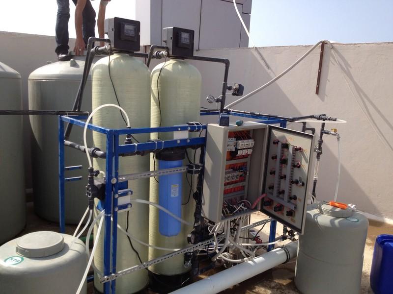 mecatechwaters.com water treatment lebanon